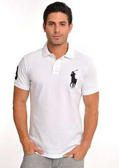 Ralph Lauren - Custom Fit Big Pony Poloshirt @Polonauten.de