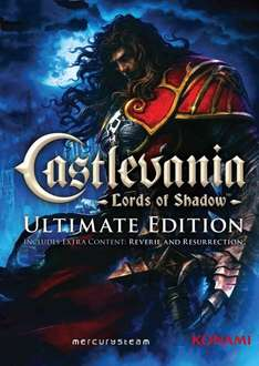 (Steam) Castlevania: Lords of Shadow für ca. 11€ bei Amazon.com