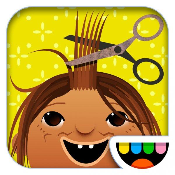 [ iOS / IPad / IPhone ] Toca Hair Salon für 0€ statt 2,69€ für Kinder