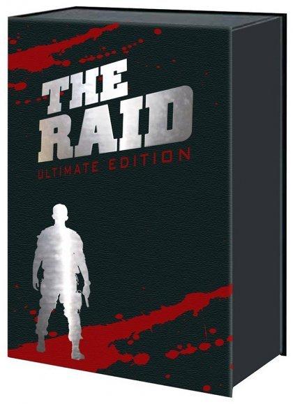BluRay: The Raid – Ultimate Edition für nur 33,24€ inkl. VSK