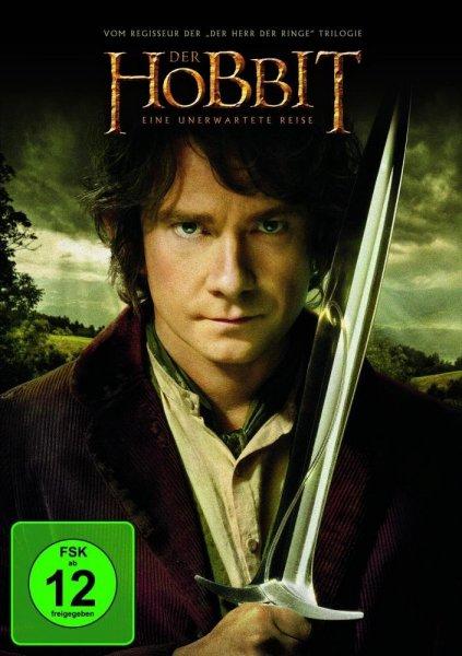 Der Hobbit DVD für 4,99 € // Amazon.de für Prime Kunden, sonst + 3 € VSK