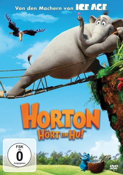 Horton hört ein Hu!  DVD für 2,99 € // Amazon.de für Prime Kunden, sonst + 3 € VSK