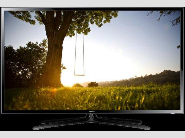 Samsung LED 3D Fernseher (40 zoll) inklusive 2x 3D Shutter Brillen