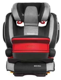 Recaro Monza Nova IS Seatfix Graphite Kindersitz bei Amazon 196,63€ Testsieger