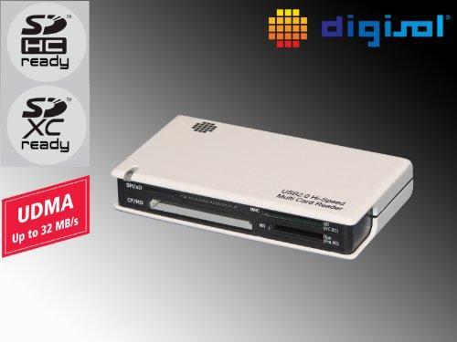 UDMA Kartenleser SD-HC,CF,MS,XD - B-Ware / 2.99 EUR inkl. Versand @ebay