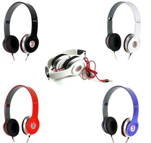 Stylische Kopfhörer zum TOP Preis, gute Soundqualität in 4 Farben