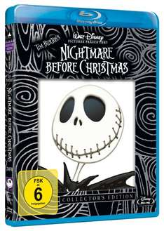 Nightmare Before Christmas (Collector's Edition) [Blu-ray] für 8,99 € @ Amazon.de