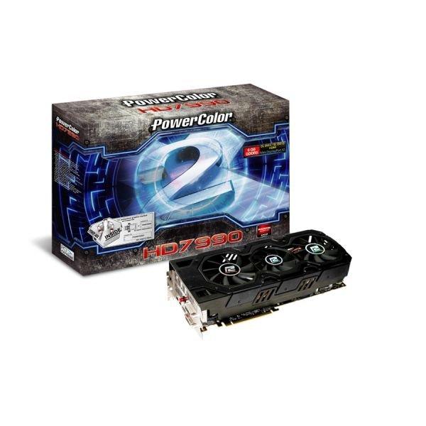 PowerColor Radeon HD7990 DualGPU, Ersparnis von grob 22%