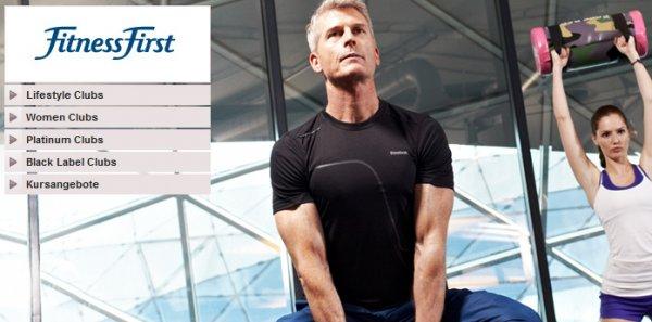 Vente-privee: Fitness First Gutscheine