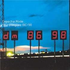 Depeche Mode - The Singles 1981 - 1998 2CD-Boxset Best of bei play.com