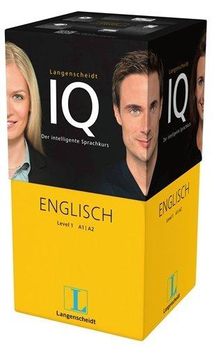 Langenscheidt IQ (Englisch oder Spanisch) für nur 139 EUR statt 189 EUR - exklusiv für Amazon Student-Mitglieder