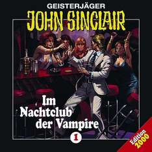 [Android] John Sinclair: Im Nachtclub der Vampire Hörspiel kostenlos [Play Store]