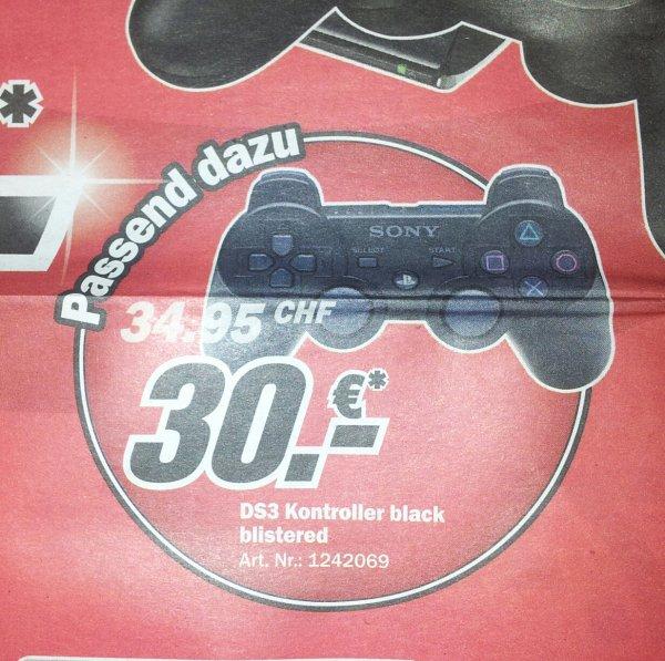 [Schweiz] PS3 Controller für 30 € im Media Markt