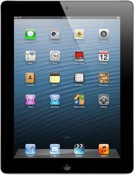 Schwarzes Apple ipad 4 16GB wifi zu 376.12 Euro statt bis gerade 419 Euro (Idealo-Vergleich)
