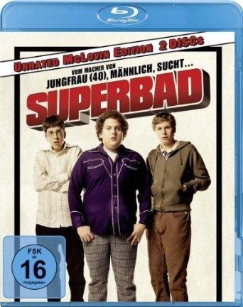 Superbad - Unrated McLovin Edition jetzt auch bei Amazon für 7,99€