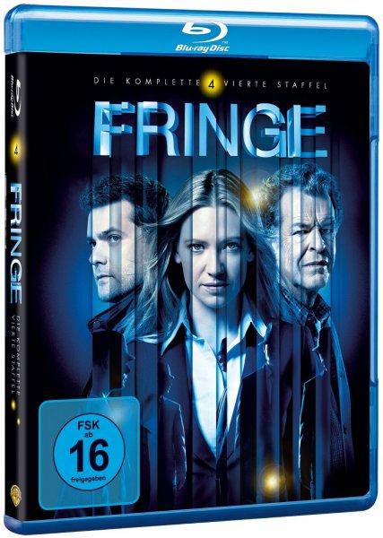 Fringe - Die komplette vierte Staffel [Blu-ray] für 19,97€ @Amazon.de