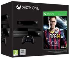 Xbox One Day one Edition mit FIFA 14