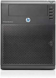 HP ProLiant MicroServer N54L (2GB RAM; 250GB HDD) @Amazon.de
