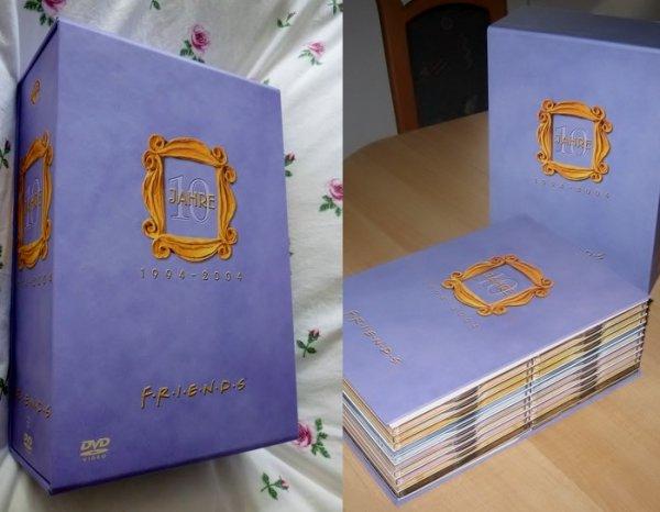 Friends Superbox - Komplette Serie (Staffeln 1 bis 10) [41 DVDs] für 59,97€ @ Amazon.de