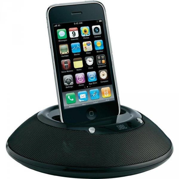 [Saturn.de] JBL On Stage Micro II Mobiles Lautsprechersystem für iPod und iPhone Schwarz für 19,99€ (bei Abholung) ansonsten +4,99€ Versand