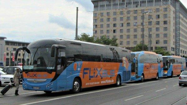 Aktion: Kurze Strecken mit Flixbus für 5 € (von/nach Berlin, Hamburg, München, Frankfurt, Köln oder Nürnberg)