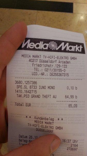 [lokal] MM - Ddorf Arcaden - Speedlink Iuno Mono