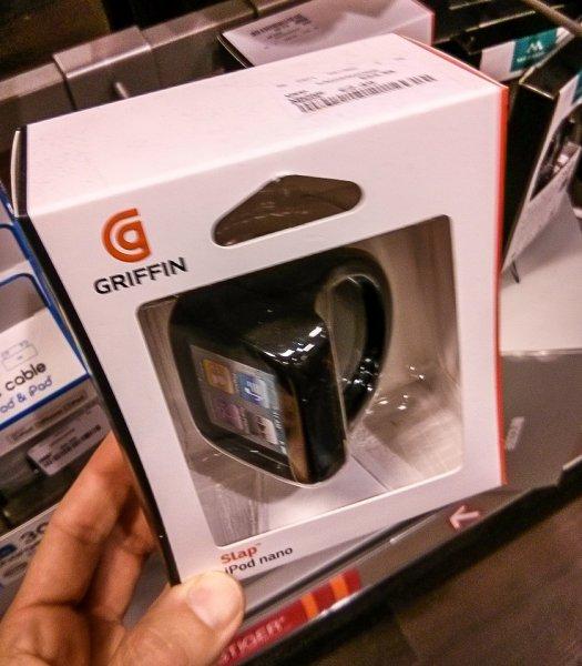(Solingen) Griffin Slap - iPod Nano Armband für 2,95 Euro (statt 8,95 Euro)