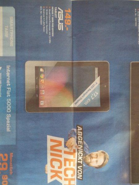 lokal Saturn Baunatal Nexus 7 16GB WiFi