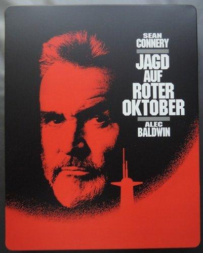 Steelbook - Jagd auf Roter Oktober [Blu-ray]