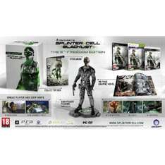 (UK) Tom Clancy's Splinter Cell: Blacklist 5th Freedom Silver Edition [PS3] für ca. 35.11€ @ Zavvi