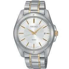 Seiko Quartz Herrenarmband Uhr SGEEF83P1 Amazon.co.uk