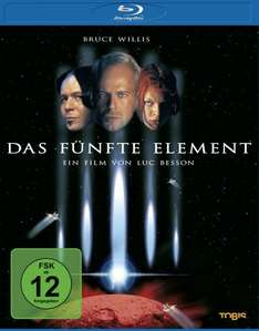 Das Fünfte Element [Blu-Ray] 7,99€ @ Amazon