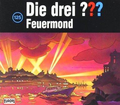Hörspiel: Die drei ??? - Folge 125/Feuermond (3CDs) für 8,08€ @amazon.de