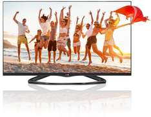 "LG™ - 50"" Cinema 3D LED-Backlight-Fernseher ""50LA6608"" (Full-HD IPS,400Hz MCI,DVB-T/C/S2,WLAN,PVR,SmartTV,CI+,) für €817,89 [@Notebooksbilliger.de]"