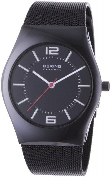 BERING Time Herren-Armbanduhr Slim Ceramic 32035-642