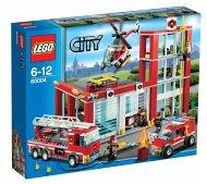 LEGO® City 60004 - Feuerwehr-Hauptquartier @ thalia.de