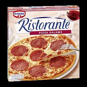 [Rewe]: Vorteilskarte [regional] Dr. Oetker Ristorante Pizza oder Bistro Flammkuchen für 1,50€ von 31.10.-2.11.