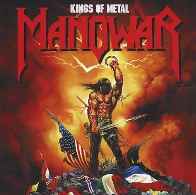 Kings of Metal von Manowar für nur 6,99 + Versand bei emp