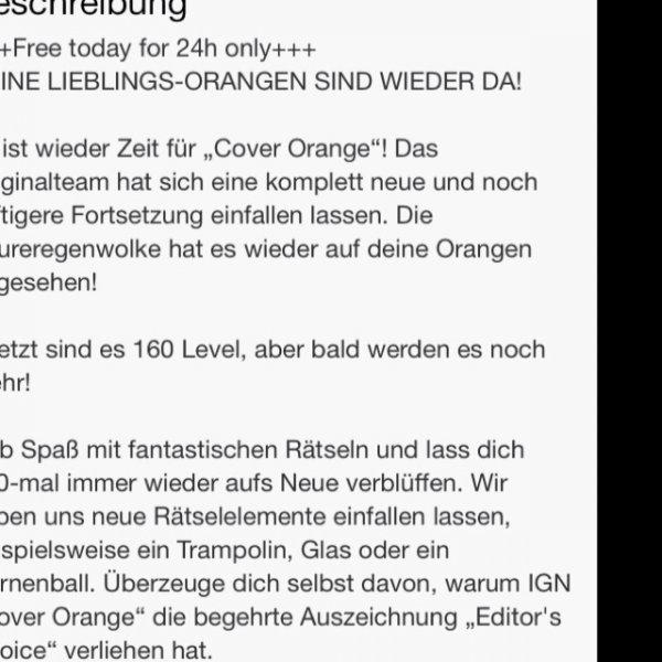 [iOS] cover orange 2