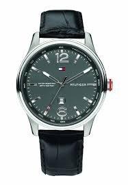 Tommy Hilfiger Armbanduhr (Lederarmband Analoguhr - 1710314)