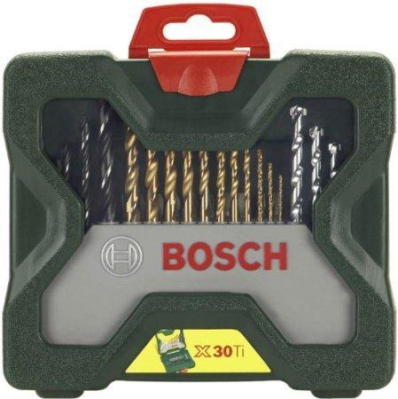 Bosch 30-teiliges X-Line Set Titanium für 4.99