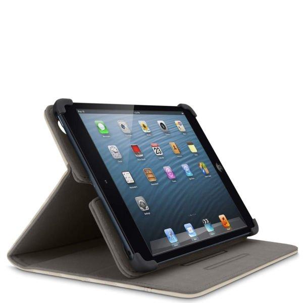 Belkin Quilted Verve Tab Folio (Standfunktion, Magnetverschluss) für Apple iPad mini creme weiß (1.GEN) - Cream Farbe für 11,70 € @TheHut.com