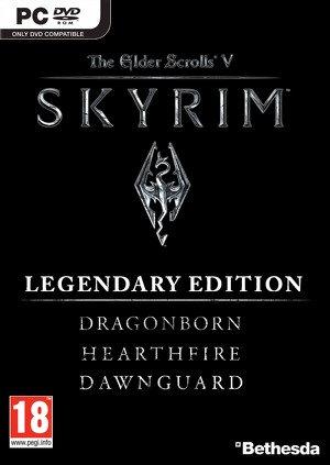 [Steam] Skyrim Legendary Edition für 17,99EUR