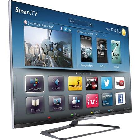 """Philips Fernseher LED, 42Zoll """"42PFL6008K/12"""" für 649.90 Euro."""