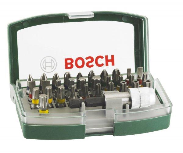 [Preisfehler?]  Bosch 32-teiliges Schrauberbit-Set für 4,09 inkl. Versand