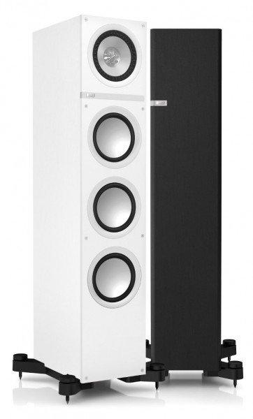 Standlautsprecher Q500 von KEF in schwarz oder weiß für nur 359 Euro
