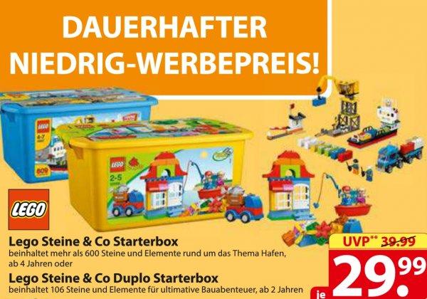 """[OFFLINE][FAMILA Lokal Nordeutschland] Lego-Set 10663 """"Steine und Co"""""""