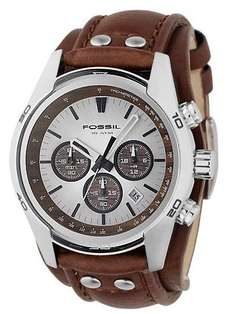 Fossil Uhr / Chronograph CH 2565