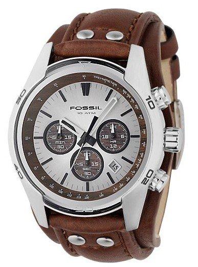 Fossil Uhr / Chronograph CH 2565