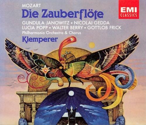 """[Amazon.de MP3] EMI Classics ALBEN: Mozart """"Die Zauberflöte"""" & """"Cosi Fan Tutte"""" & """"Don Giovanni"""" - Wagner """"Der fliegende Holländer"""" - Brahms """"Symphonies NOS 2 & 3"""" usw - für jeweils nur 99 Cent - 1,29 Euro"""